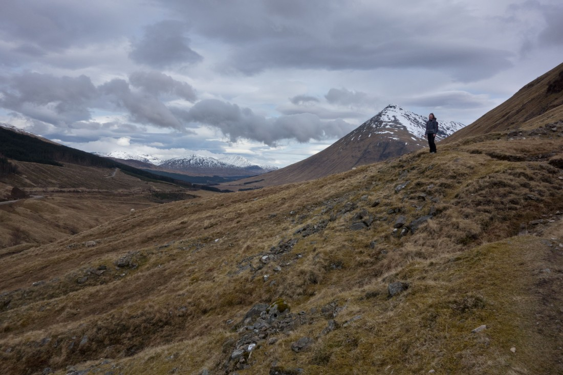 West Highland Way: Tyndrum to Bridge of Orchy