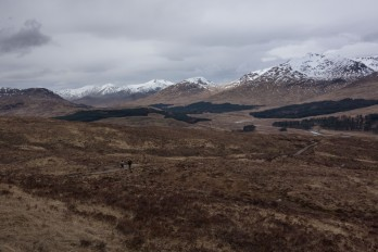 WHW: Bridge of Orchy Viewpoint