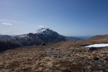 Views from Beinn Fhionnlaidh