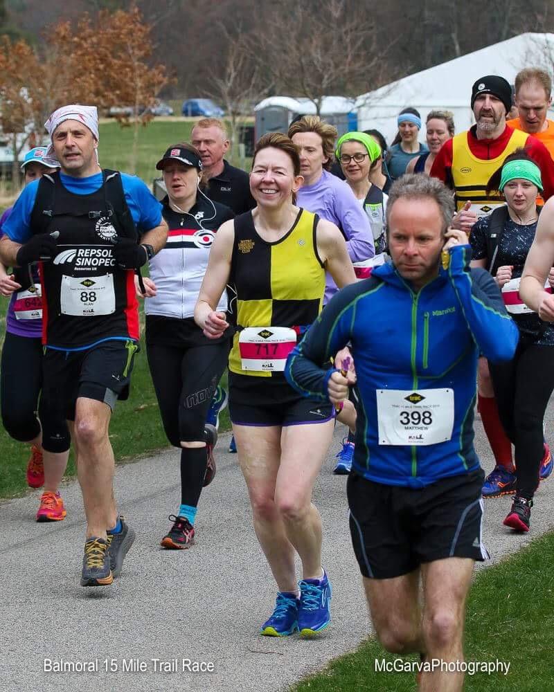Trac Balmoral 15 Mile Trail Race