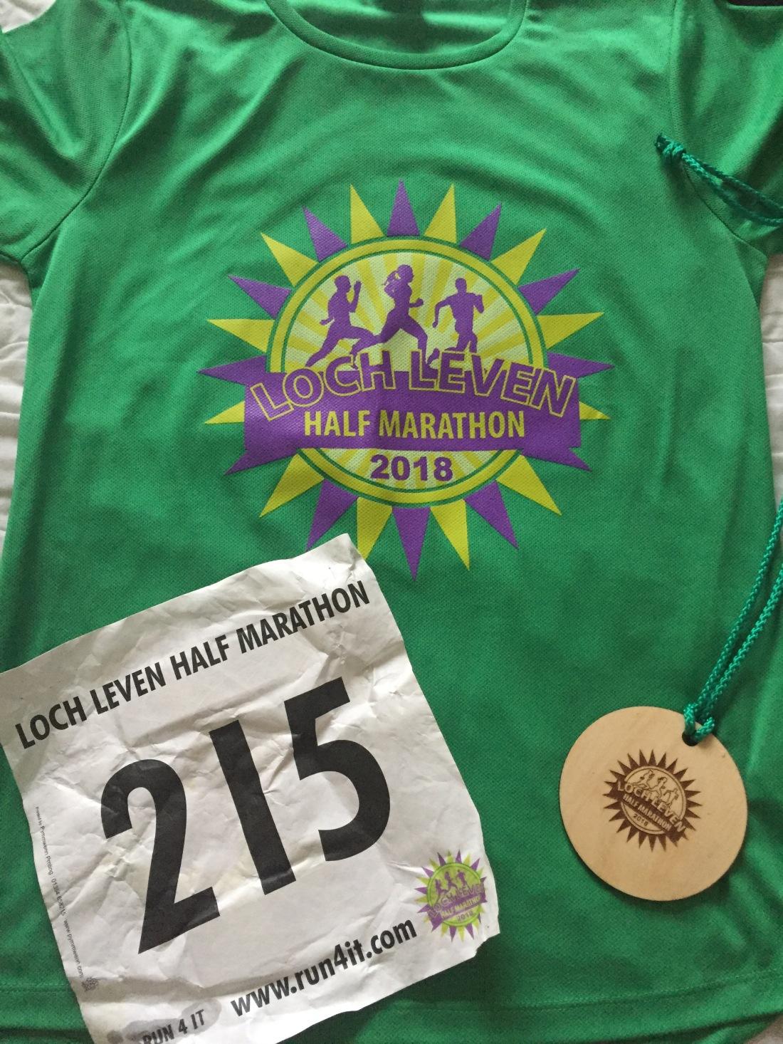 Loch Leven Half Marathon