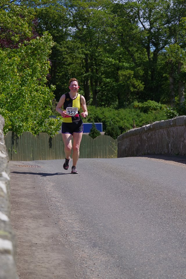 Masson Glennie Peterhead Half Marathon