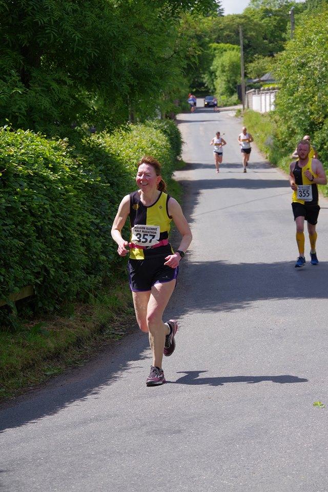 Masson Glennie Peterhead Half Marathon