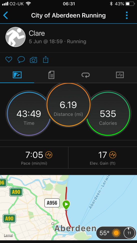 Metro Beach 10k - we crashed Strava!