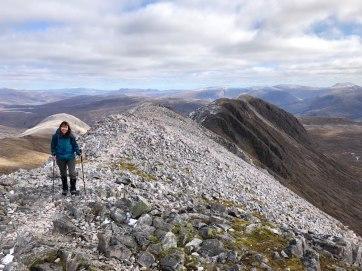 Ridge walk: Beinn Liath Mhor