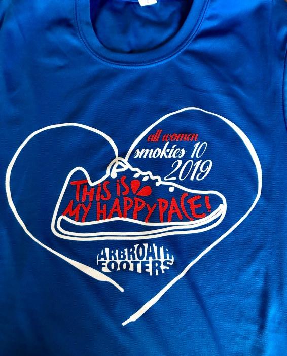 Smokies 10 t-shirt 2019