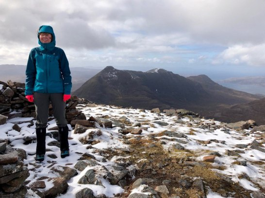 Top of Maol Chean-dearg
