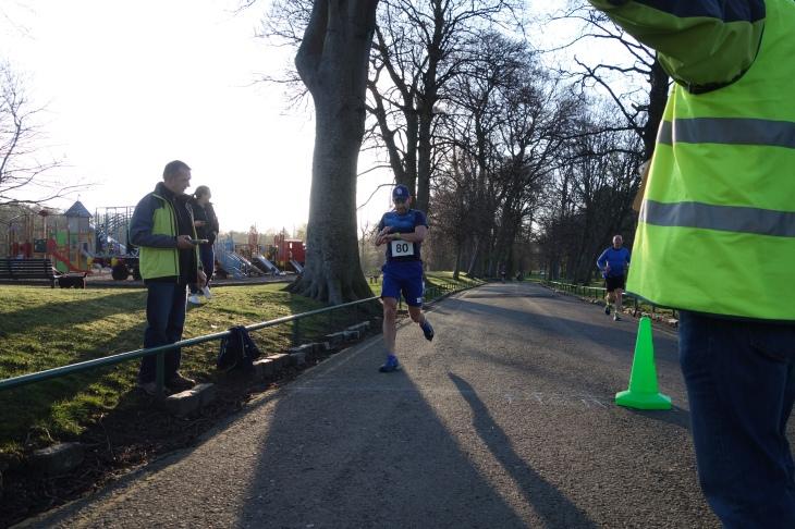 Winners: Friends of Orchard Brae Fun Run