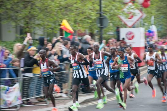 2019 Virgin Money London Marathon Elite Men