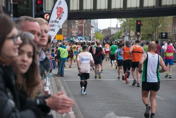 2019 Virgin Money London Marathon Guinness Record Attempts