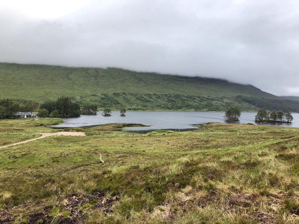Loch Ossian (Corrour)