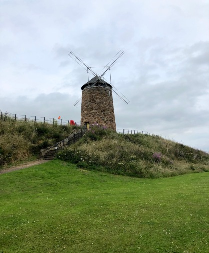 Windmill at St Monans (Fife Coastal Path)