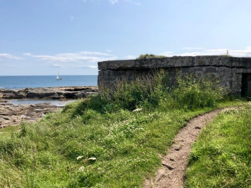 Crail Airfield Pillbox Foreland Head