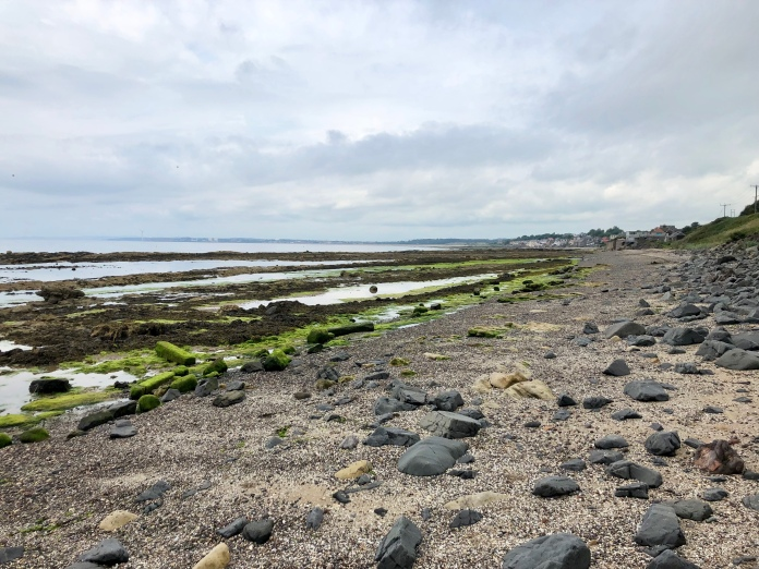 Fife Coastal Path: Largo Bay