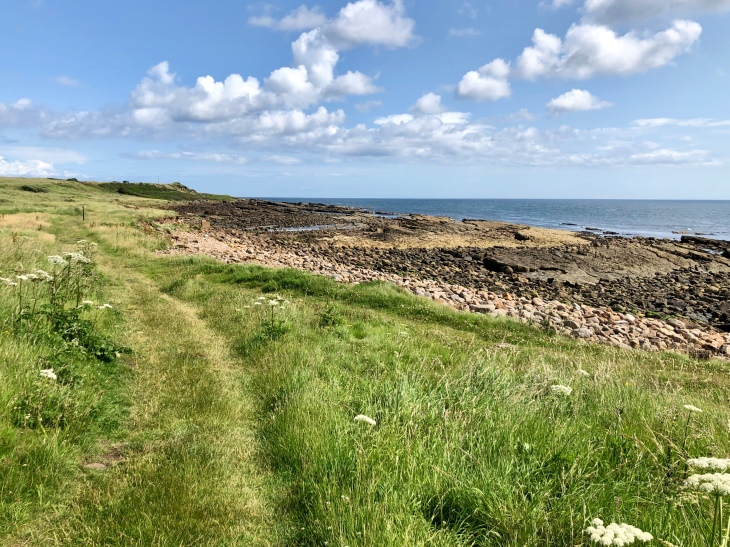 Fife Coastal Path: Crail to Kingsbarns