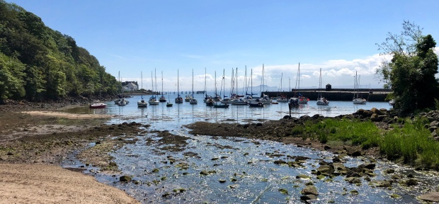 Aberdour Harbour (Fife Coastal Path)