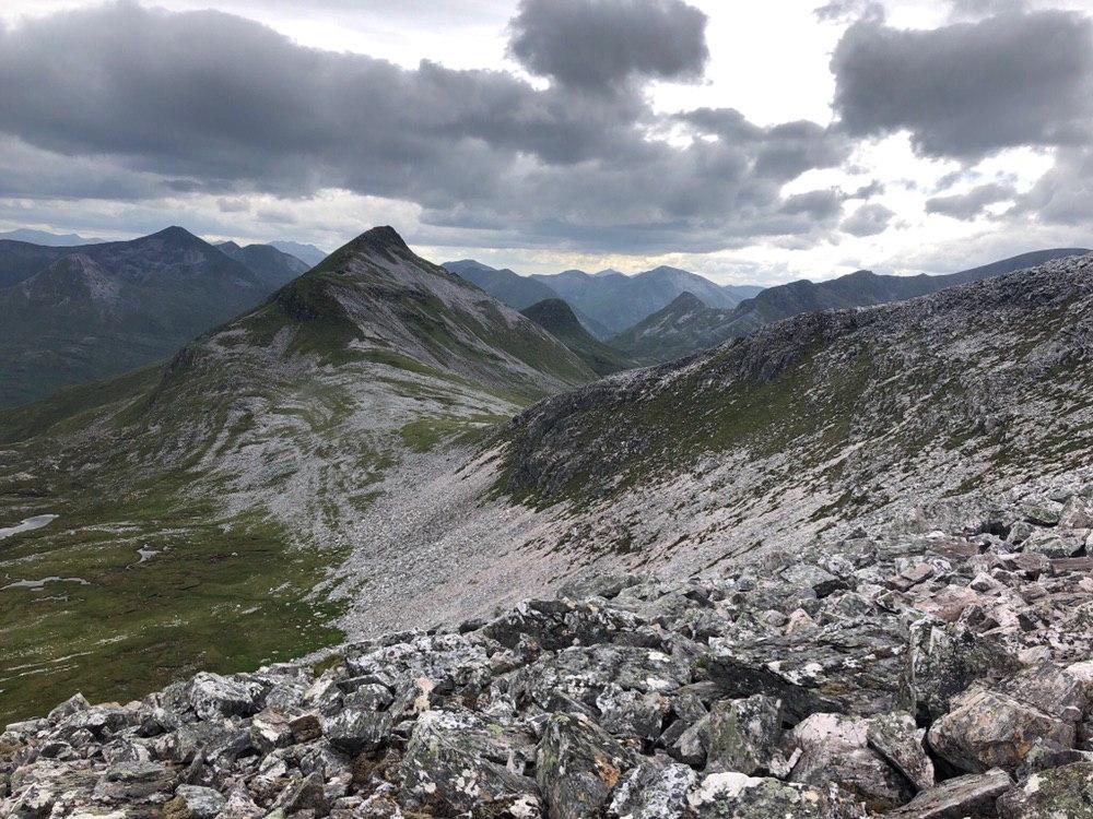 Grey Corries ridge