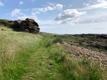 Fife Coastal Path: Anstruther to Crail