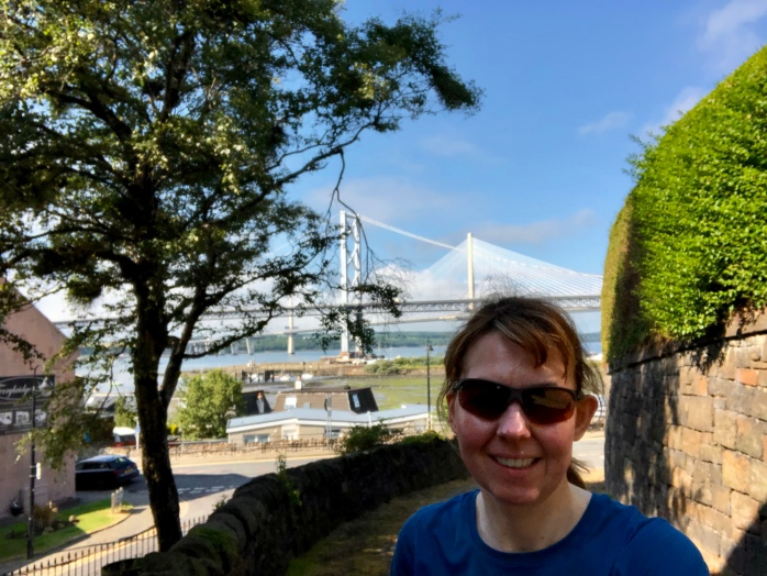 Fife Coastal Path: starting from North Queensferry