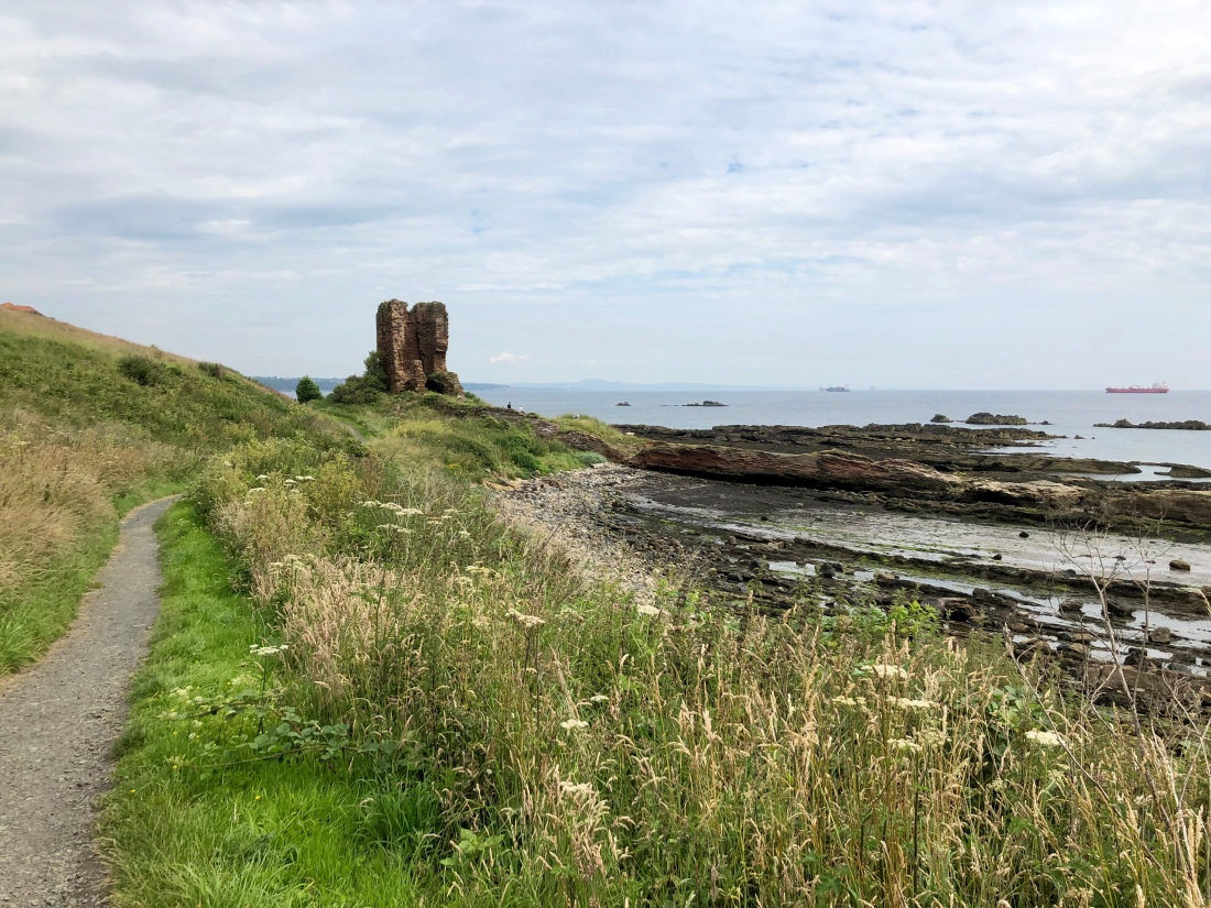 Fife Coastal Path: Burntisland to Leven