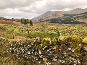 Inverarnan to Tyndrum, West Highland Way