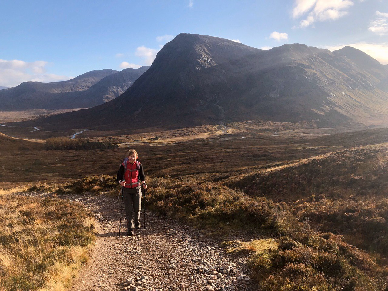 West Highland Way, Kingshouse to Kinlochleven