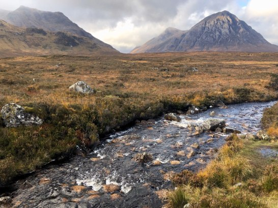 Buachaille Etive Mor from West Highland Way